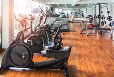 Fitness pro hotelové hosty