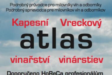 Kapesní atlas vinařství Čech, Moravy, Slovenska 2019