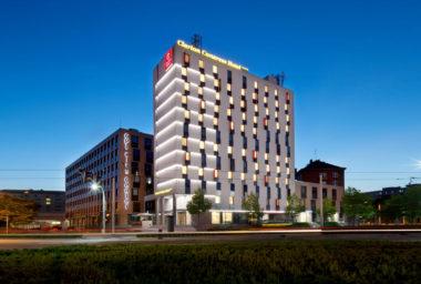 Olomoucký Clarion Congress Hotel je nejlepším ve střední Evropě