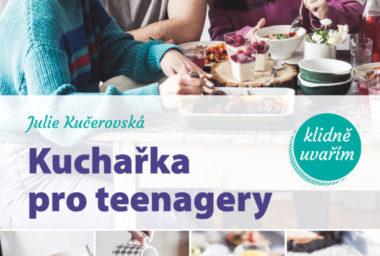 Kuchařka pro teenagery vyhrála v celosvětové soutěži