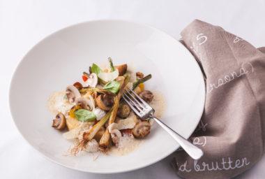 Italské recepty z hub
