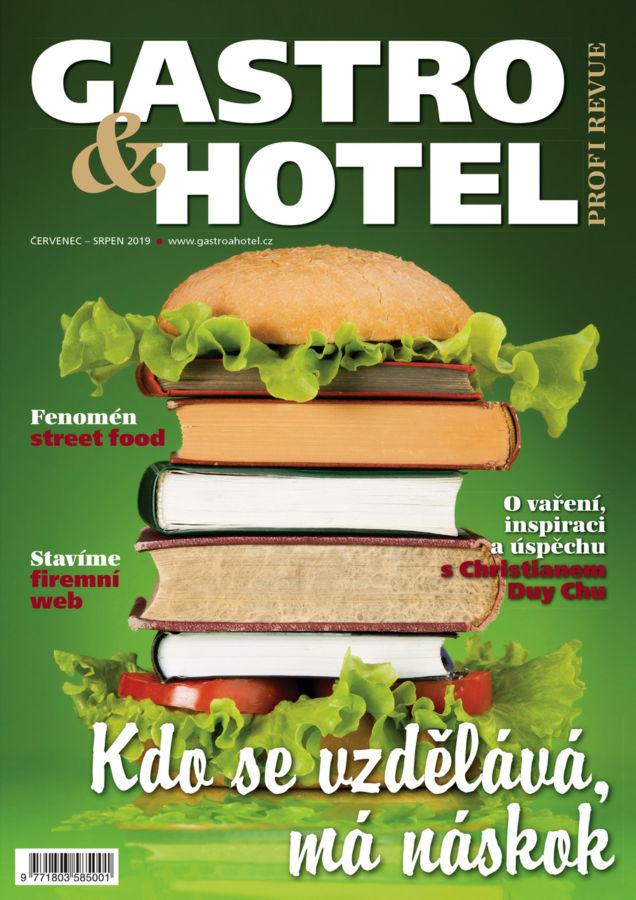 Gastro&Hotel profi revue 04/2019