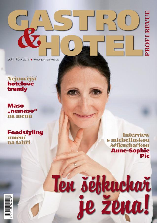 Gastro&Hotel profi revue 05/2019