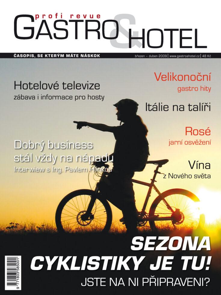 Gastro a Hotel 02/2009