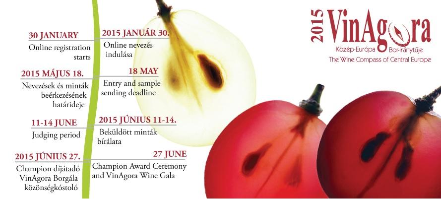 Skvělý úspěch našich vín na světové soutěži VINAGORA v maďarské Budapešti