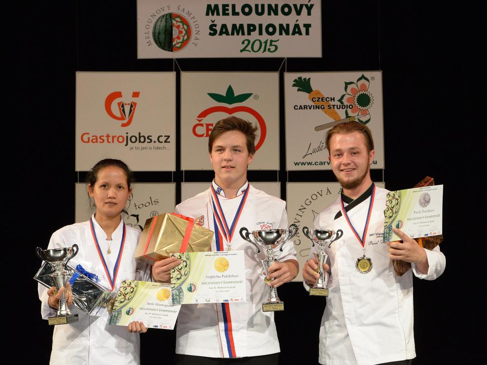 Melounový Šampionát: česko-německý (thajský) duel