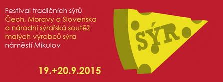 Festival SÝR 2015 se blíží