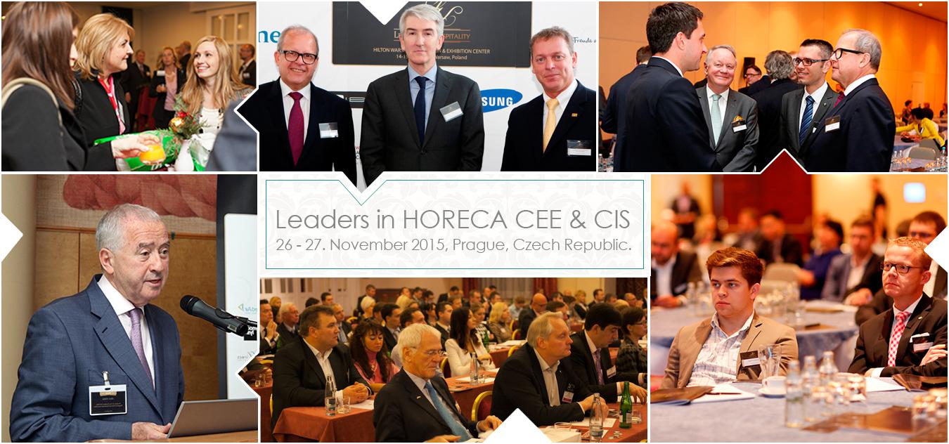 Leaders in HORECA Summit