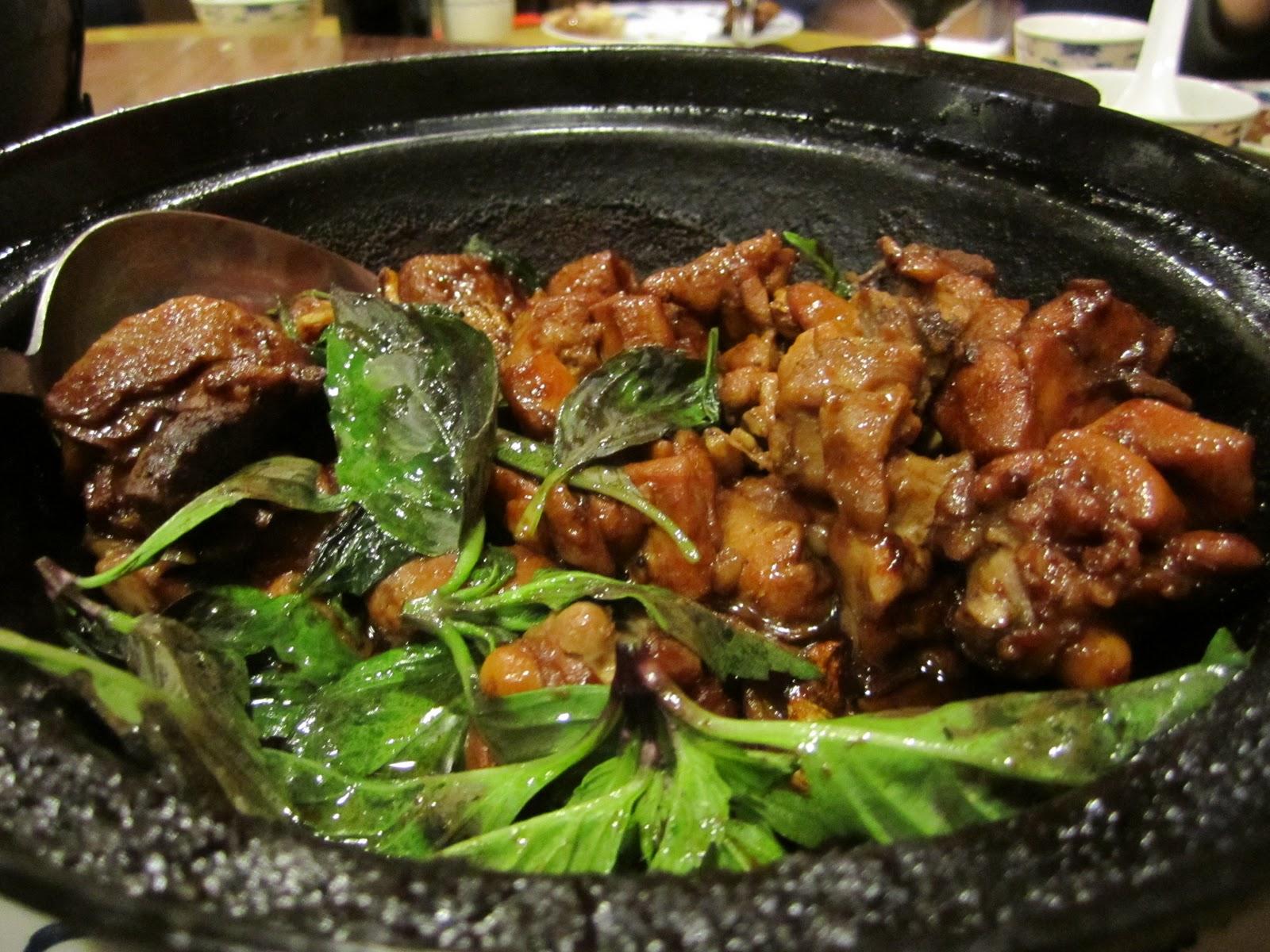 Recept na zimu: Kuře s bazalkou