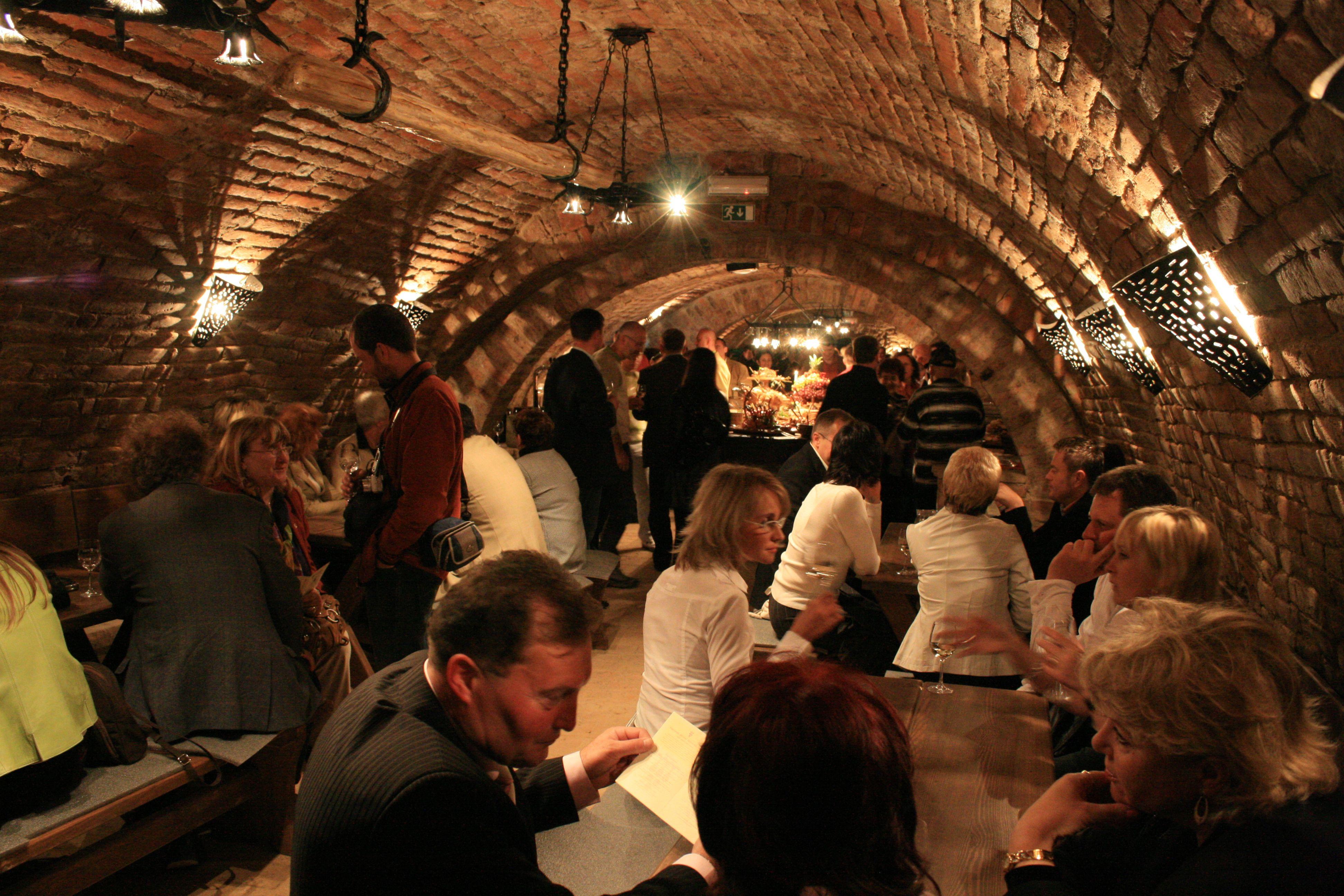 Vítězem soutěže TOP VINAŘSKÝ CÍL 2015 se stalo Valtické podzemí