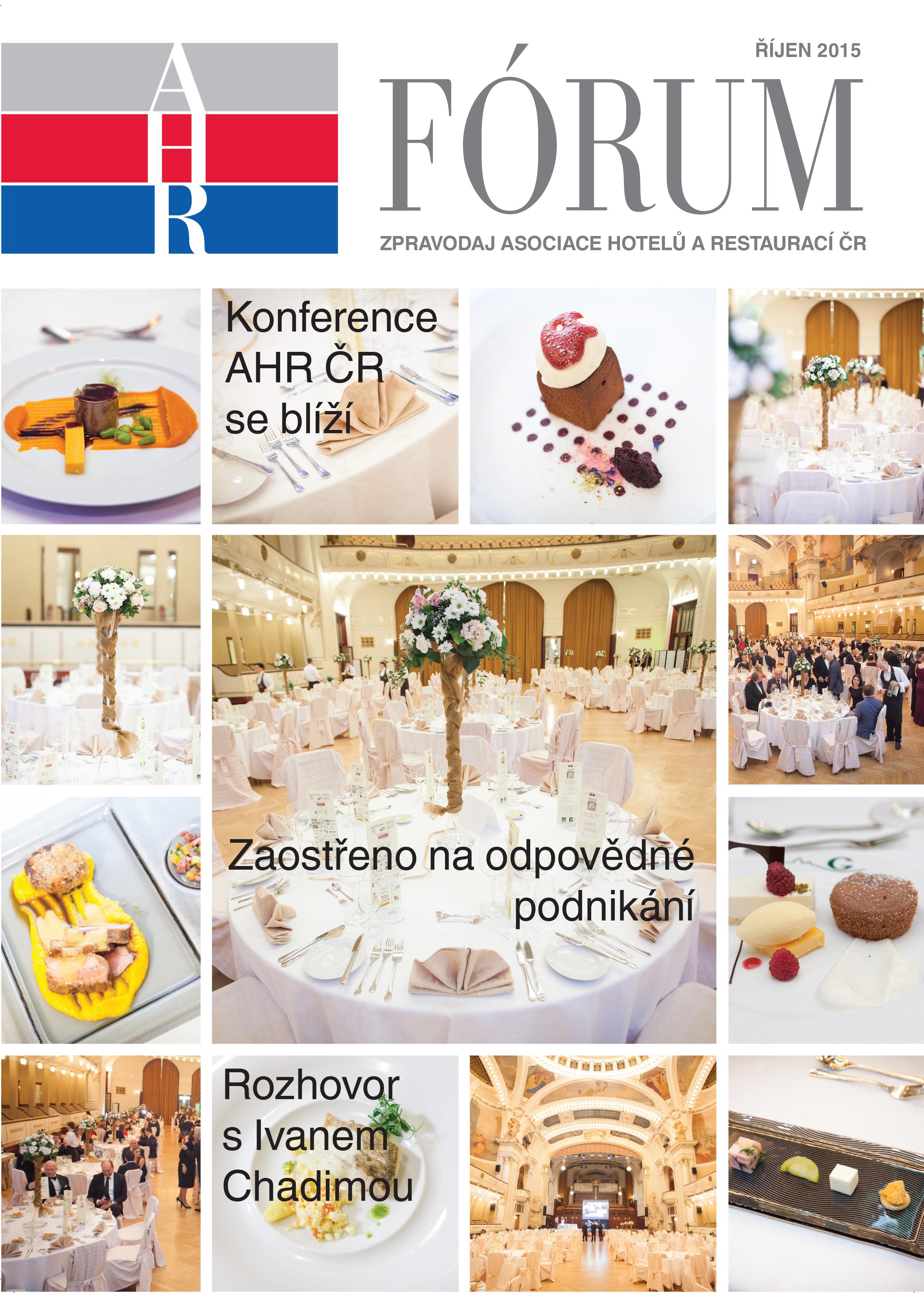 AHR Fórum 10/2015