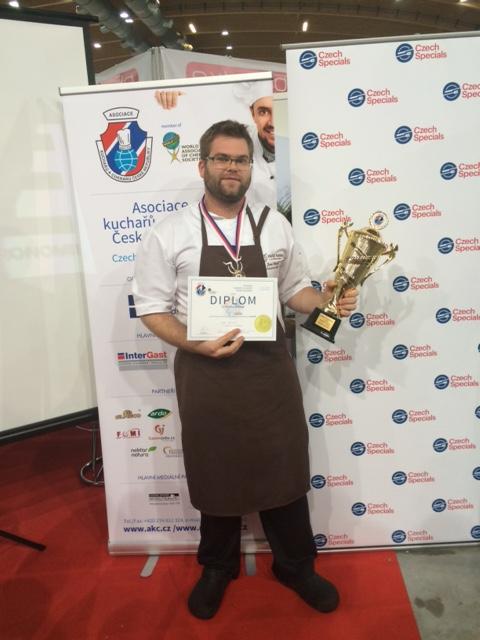 Výsledky soutěže – Český kapr 2015