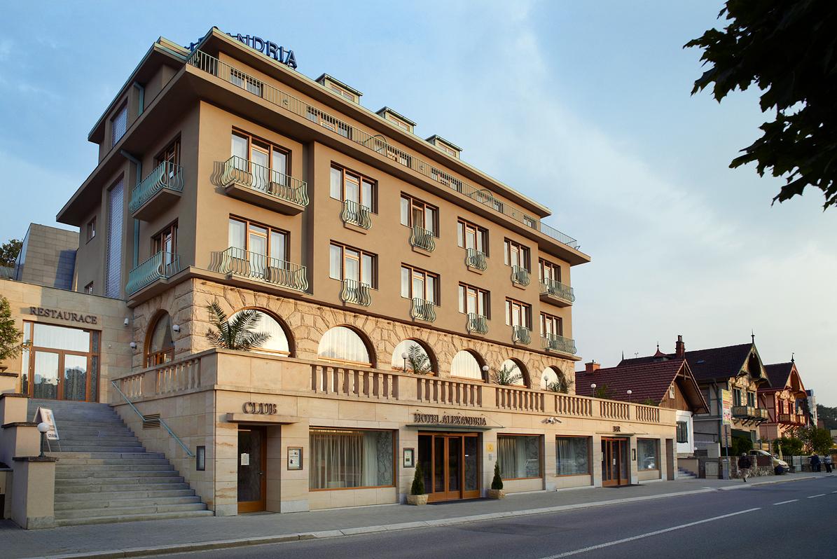 Luhačovický hotel Alexandria získal hned dva tituly Czech Hotel Awards