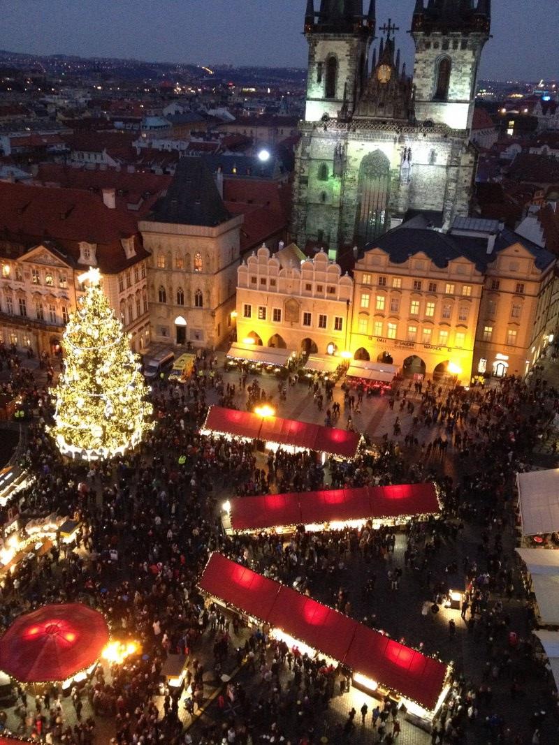 Ubytujte se v SIVEK HOTELS a užívejte si magičnost adventní Prahy