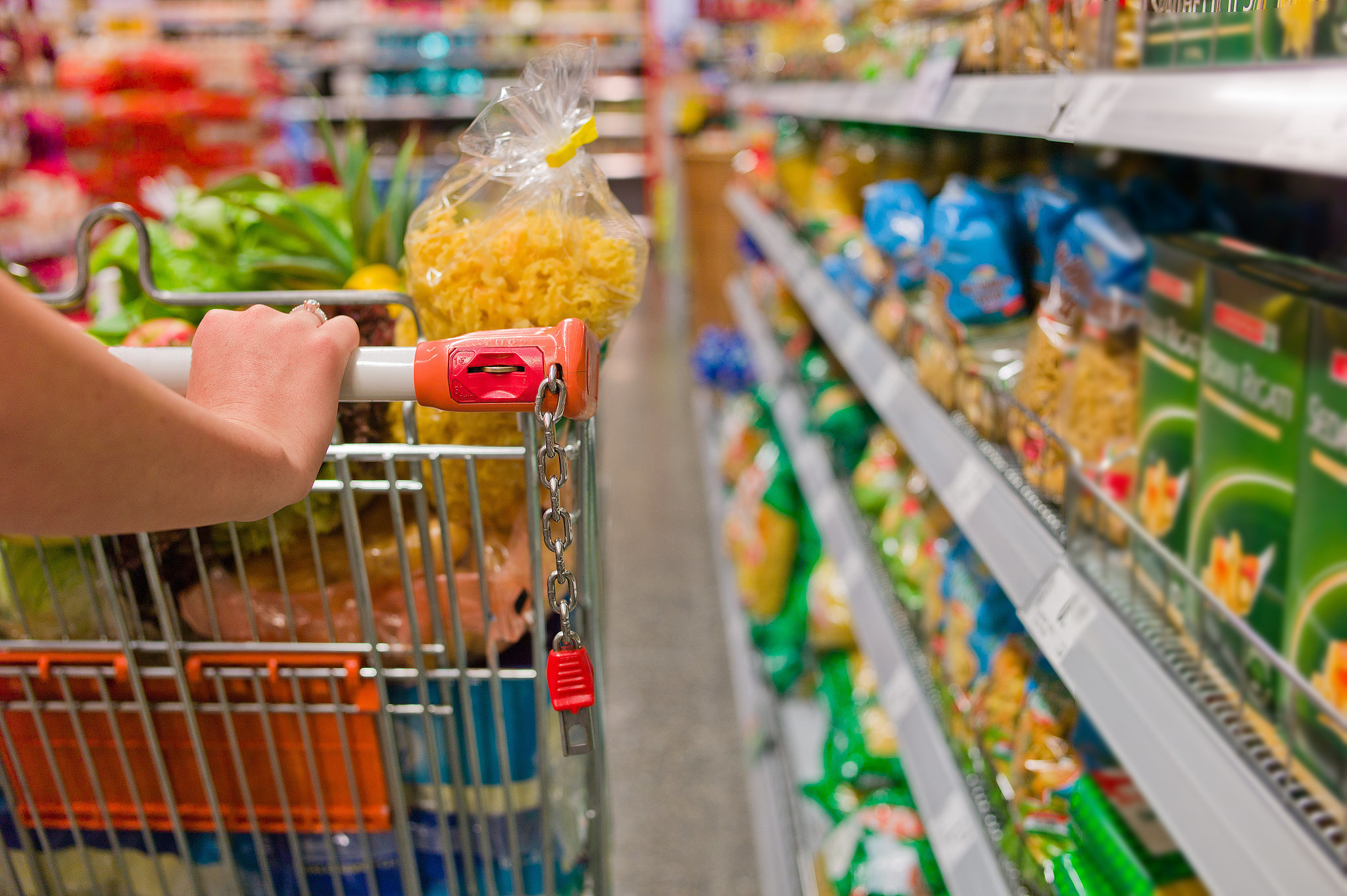 O desítky procent roste zájem obchodníků o certifikáty bezpečných potravin