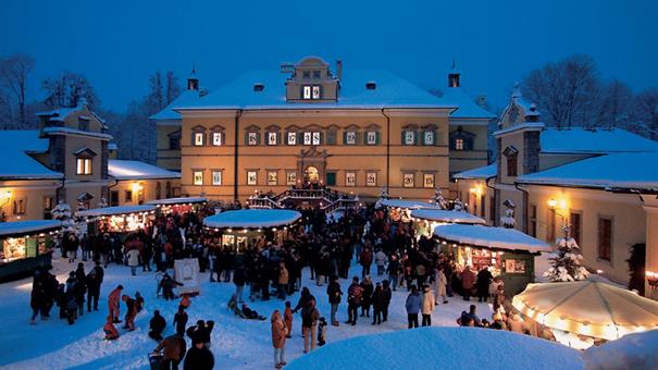 Na vánoční trhy do zahraničí poslední adventní víkend