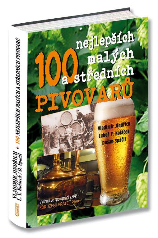 Knižní tip Gastro&Hotel: 100 nejlepších malých a středních pivovarů