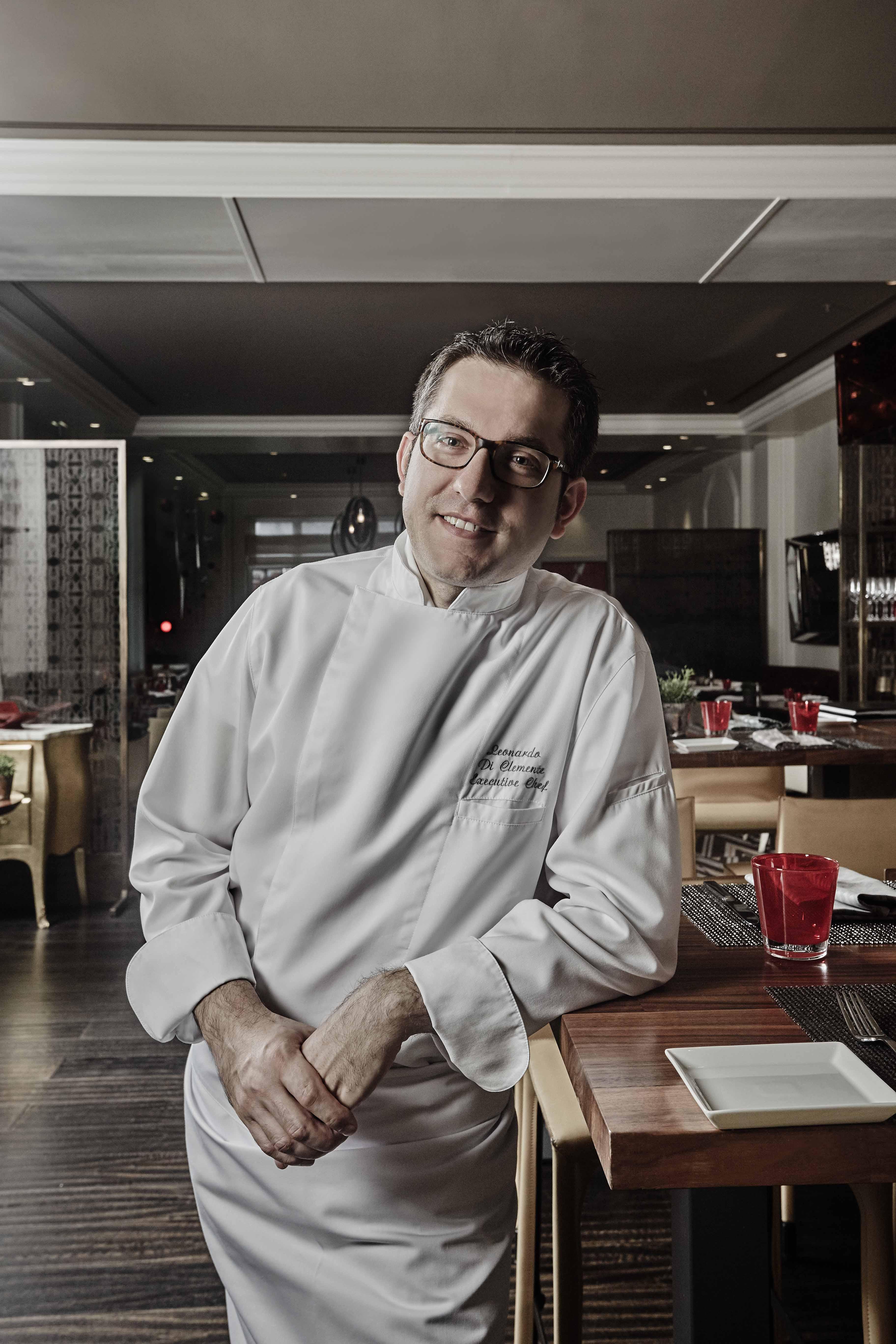 Šéfkuchař Leonardo Di Clemente představuje nové menu v CottoCrudo