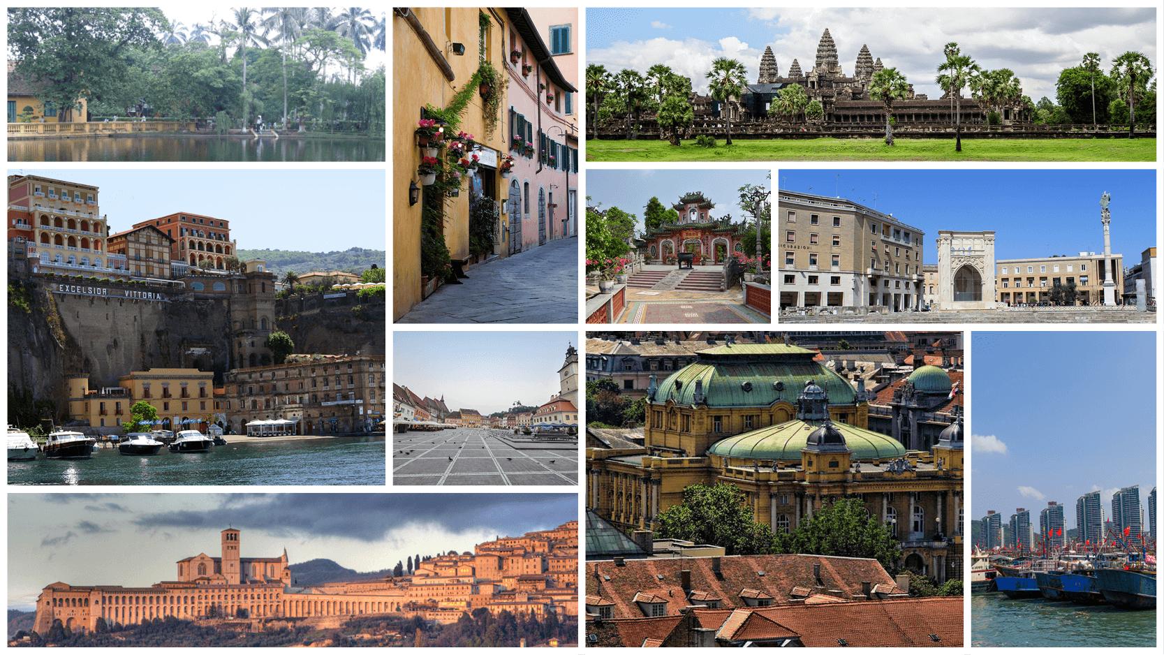 Kde najdete nejlepší hotely roku 2015?