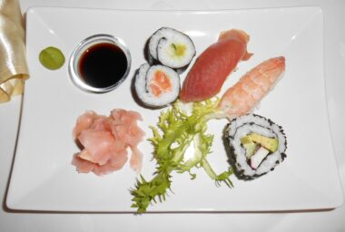 Jak chutná Japonsko v hotelu Alexandria v Luhačovicích