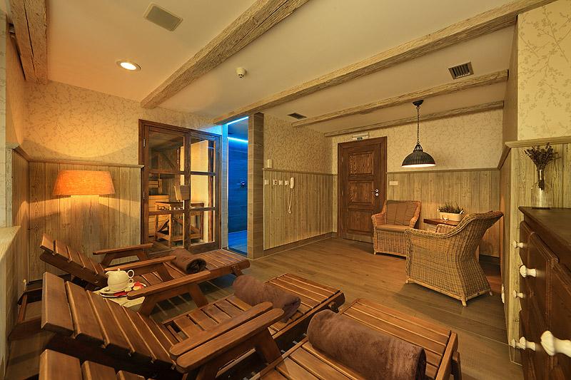 Infinit nabízí provensálskou saunu v soukromí