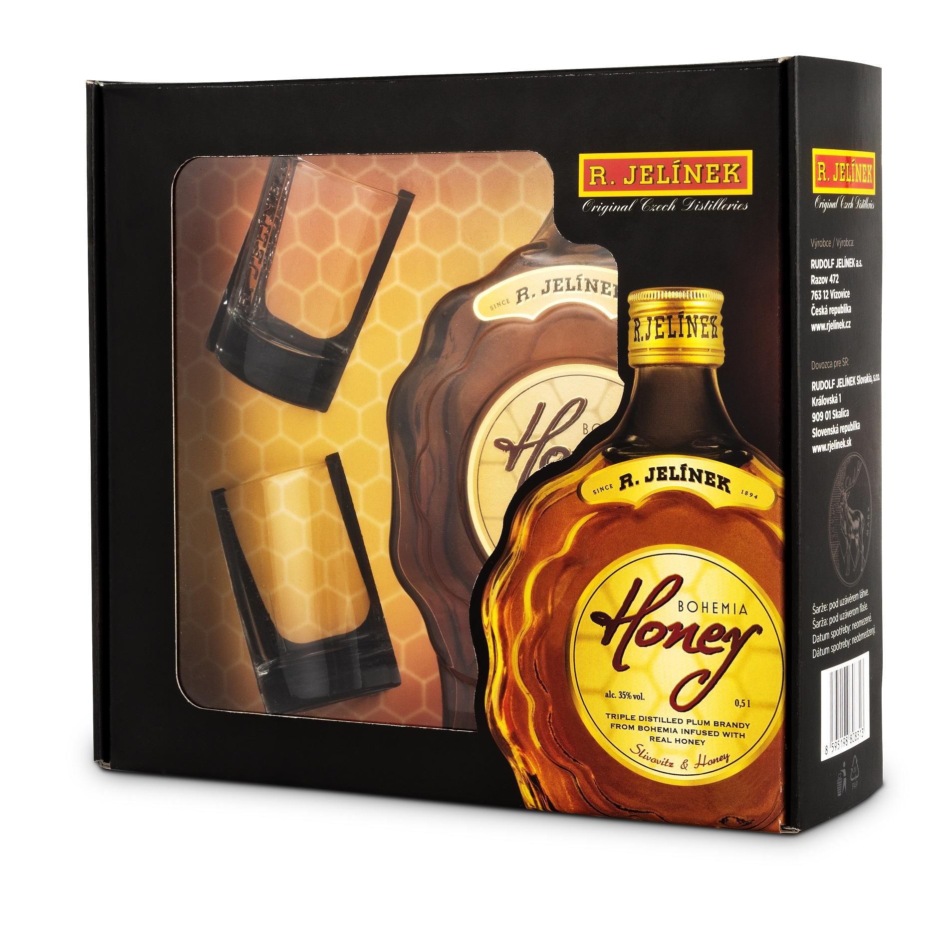 Bohemia Honey – S chutí do medu!