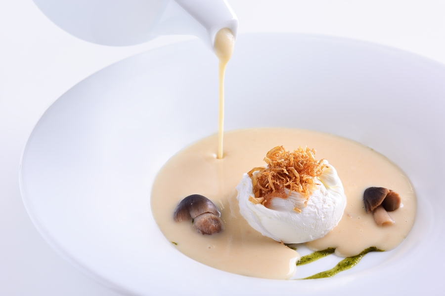 Krásná česká kuchyně ve Spa hotelu Lanterna