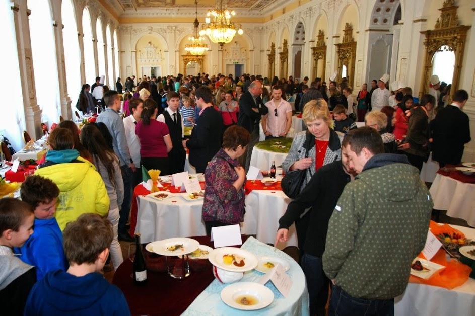 Studenti hotelové školy Mariánské Lázně předvedou své kuchařské umění v rámci gastronomického festivalu