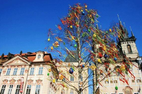 Kam se chystají Češi o letošních Velikonocích?