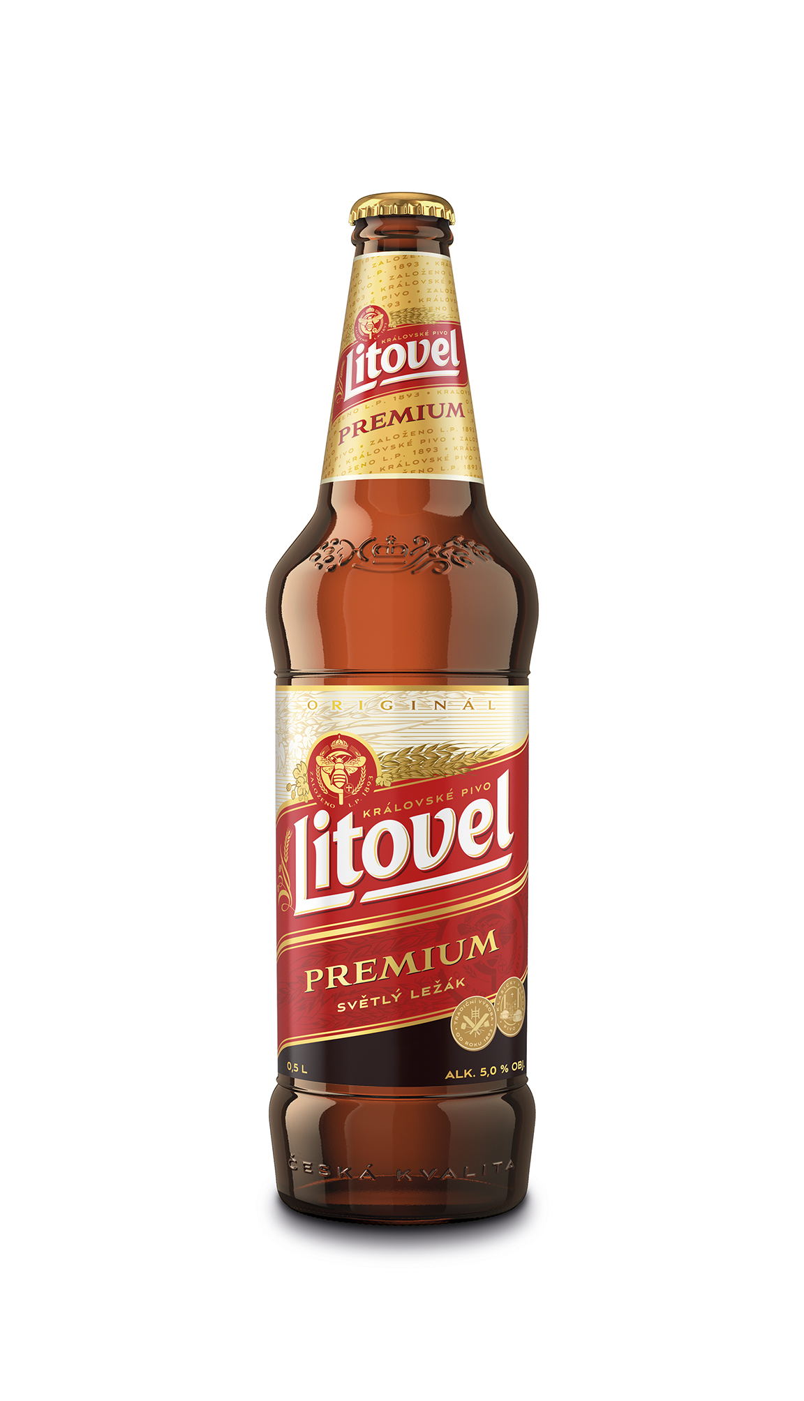 Litovel modernizuje lahve – nový tvar umí zvýšit kvalitu piva
