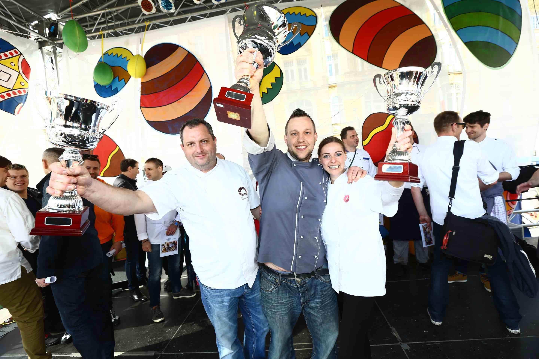 Tomáš Hladík pokořil český rekord v otevírání ústřic a obhájil titul šampiona