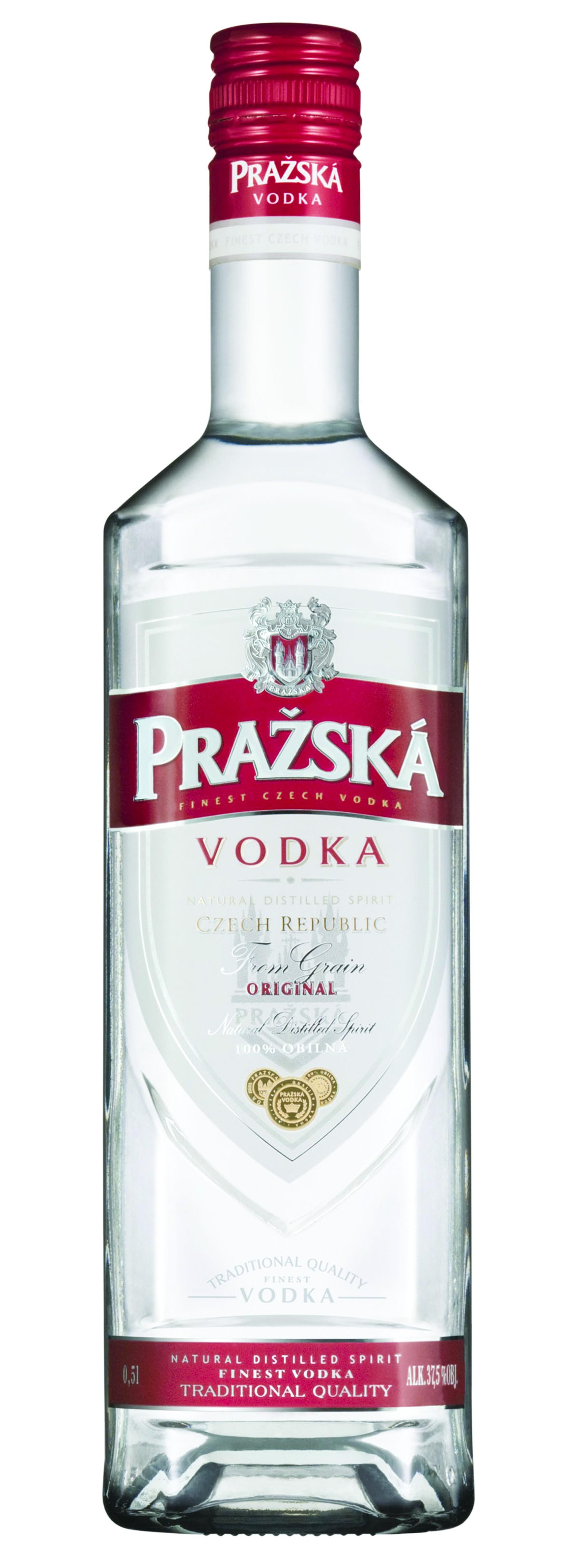 Pražská vodka i Becherovka opět uspěly na soutěži v San Francisku