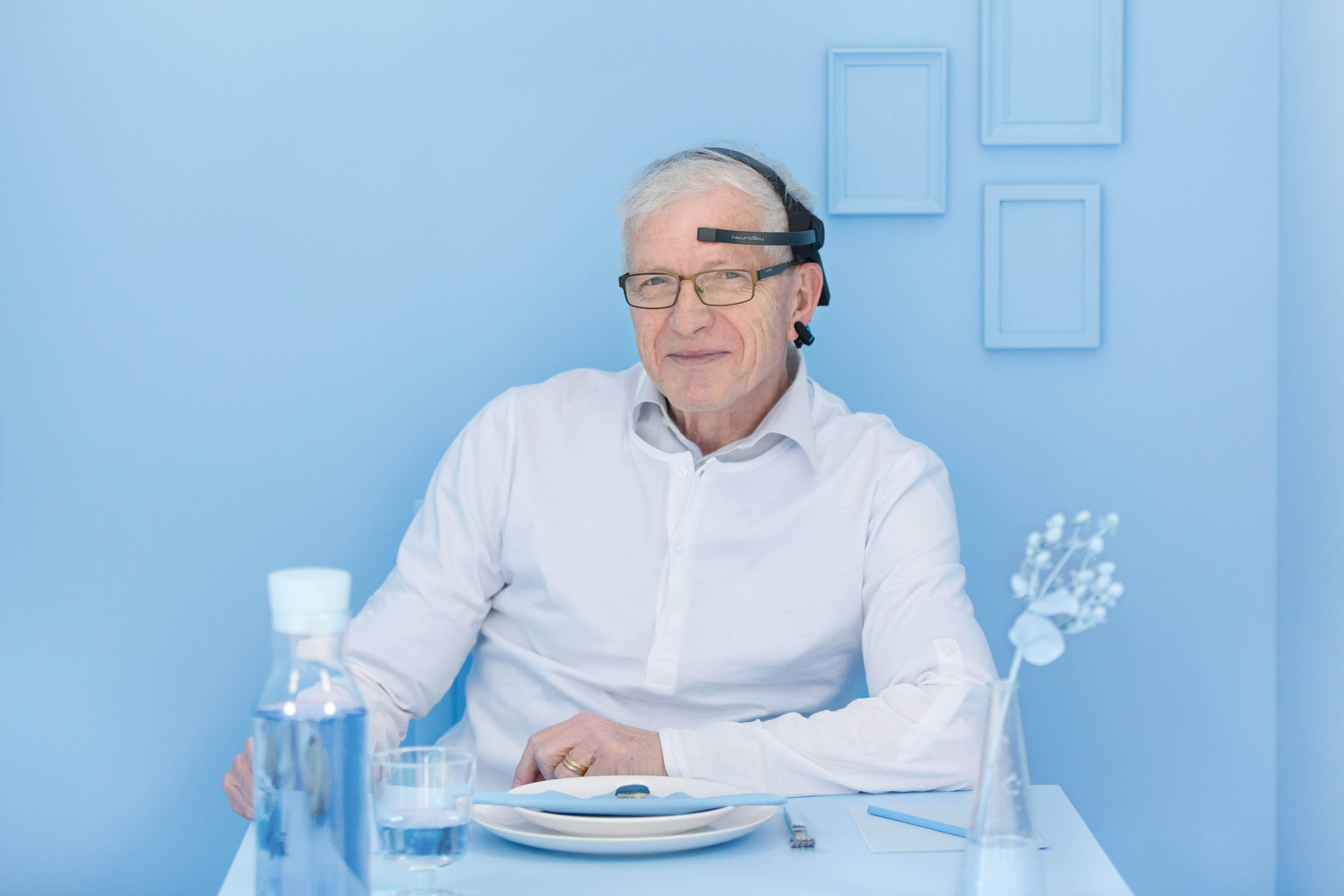Výzkum mozkových vln značky Tork zjistil, jaká barva je nejvhodnější pro restaurace.