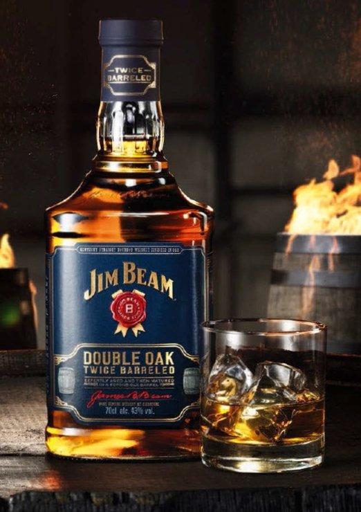 Jim Beam představuje zbrusu nový Double Oak