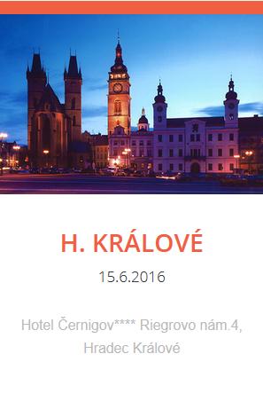 AHR ROADSHOW – Hradec Králové