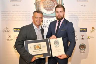 Tatranská Grand Restaurant sa umiestnila medzi trojicou najlepších reštaurácií na Slovensku