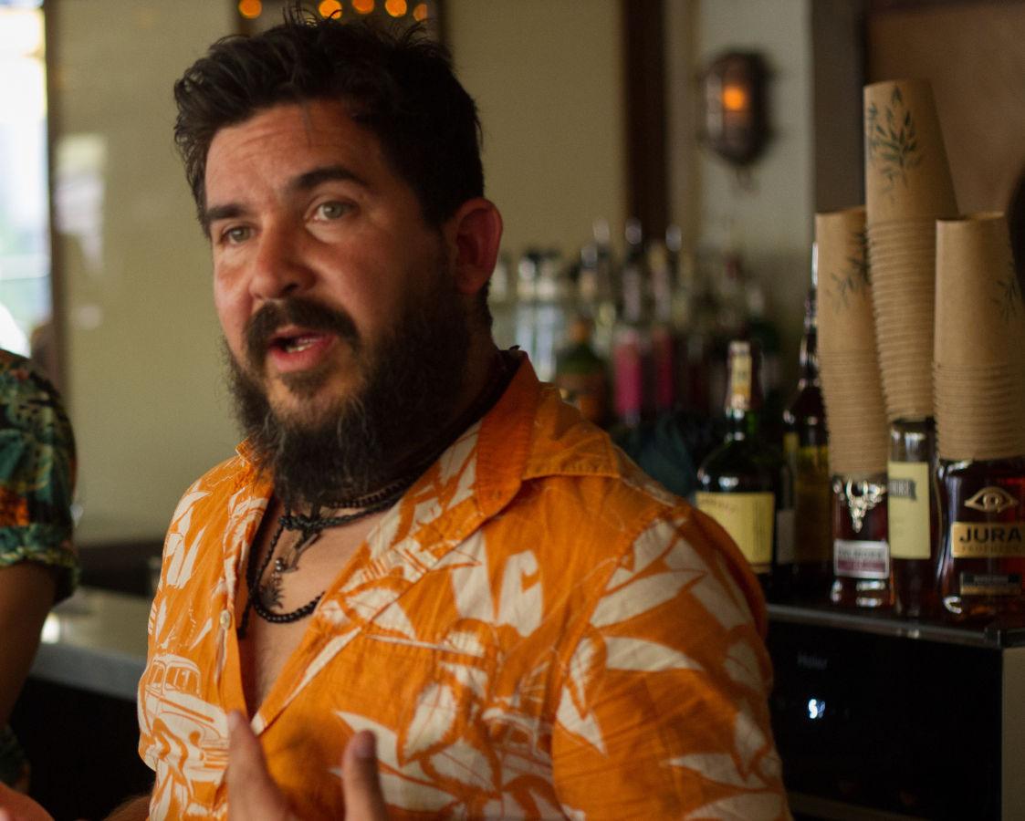 Jorge Balbontin: Umění Gin ´N Toniku