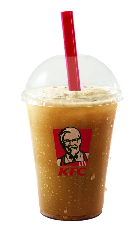 KFC uvádí na český trh ledovou novinku – SHAKE