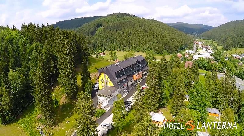 Letní menu Spa hotelu Lanterna Velké Karlovice je plné chutí a barev