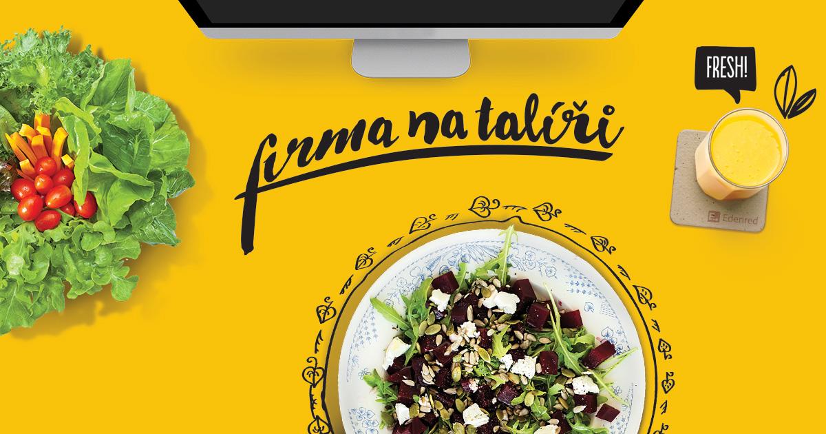 Soutěž Firma na talíři zná vítěze: jak se zdravě stravovat, vyzkoušejí ve Fortuně