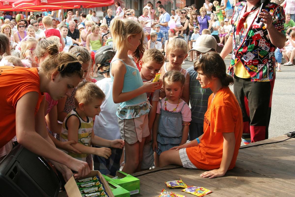 Vytvoření oddechové a sportovní zóny v Bardejovských lázních