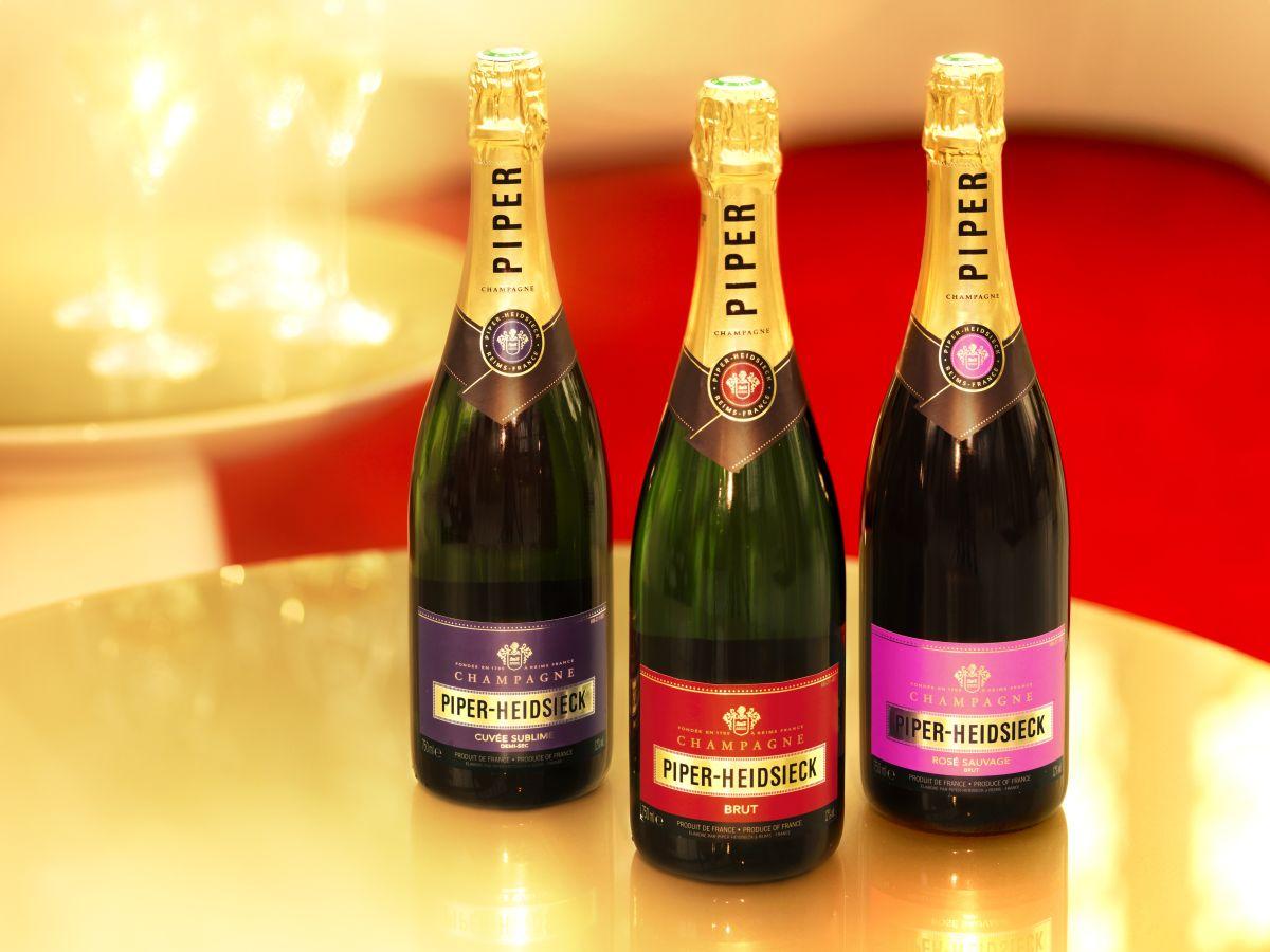Premier Wines & Spirits je novým distributorem šampaňského Piper-Heidsieck
