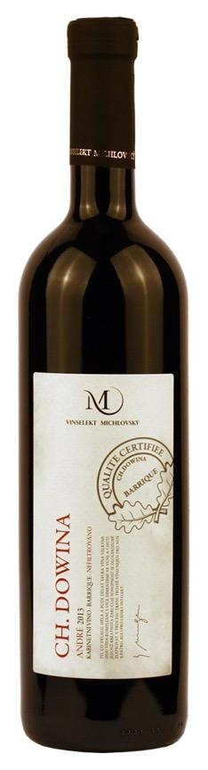Šampionem velkopavlovické vinařské podoblasti se stalo André z vinařství Vinselekt Michlovský