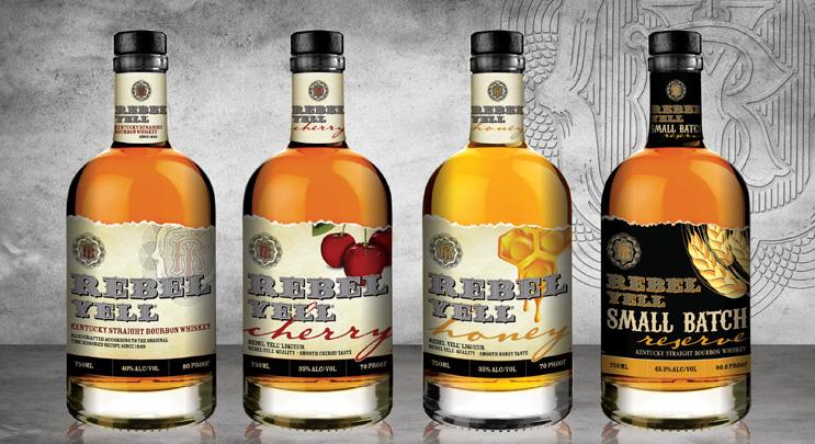 Whiskey, Bourbon, Vodka: Barbecue v pravém americkém stylu