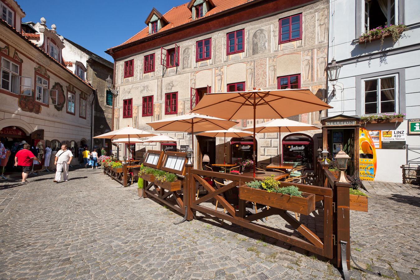 Gurmánský tip: Nové menu v českokrumlovském Restaurantu Jakub