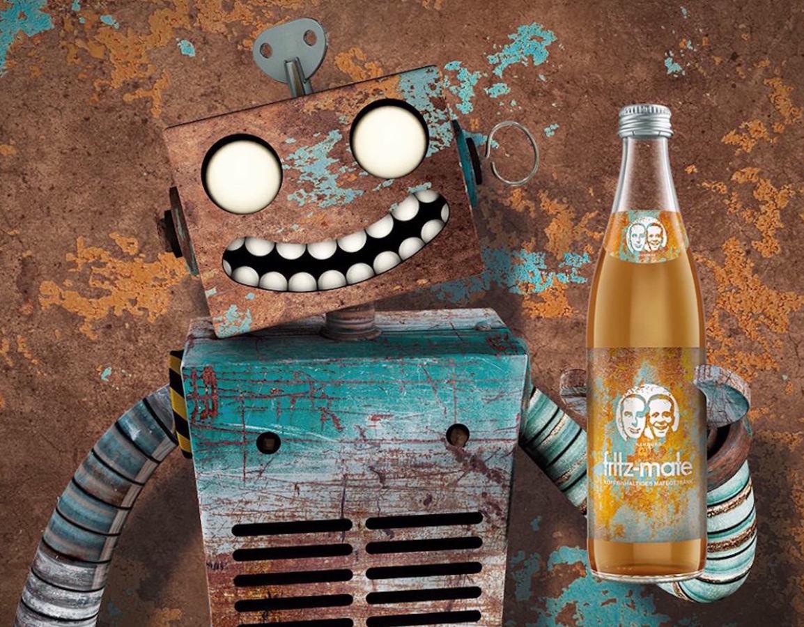 Fritz-mate: Nový nealkoholický nápoj plný kofeinu