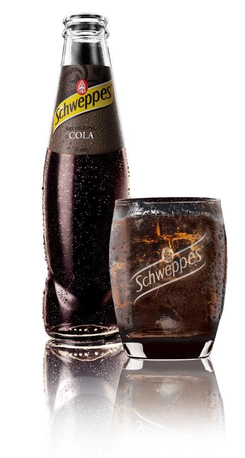 Schweppes Cola – Pro ty, co rádi sytí svůj styl