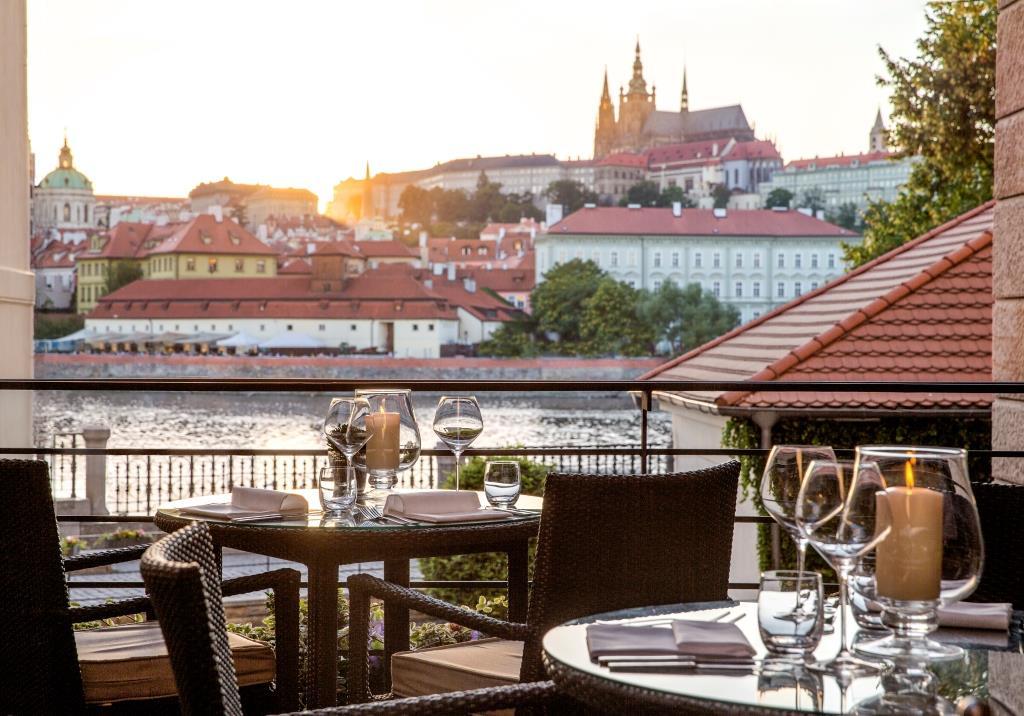 Podzimní nadílka v restauraci CottoCrudo v hotelu Four Seasons Hotel Prague