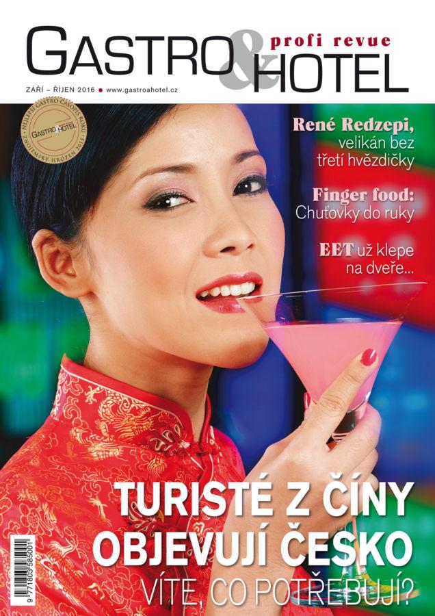 Gastro&Hotel profi revue 05/2016