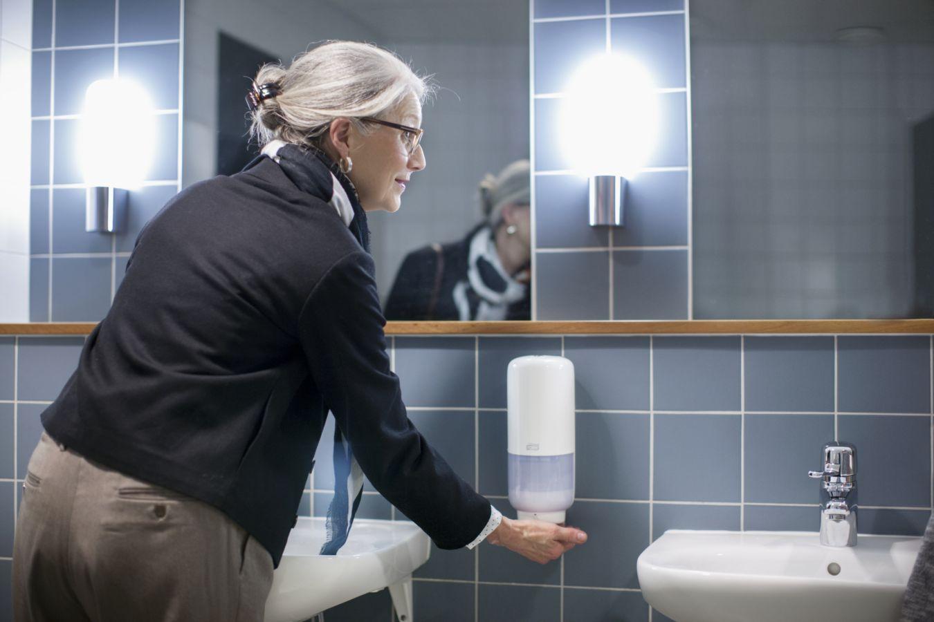 Tork podporuje Mezinárodní den mytí rukou